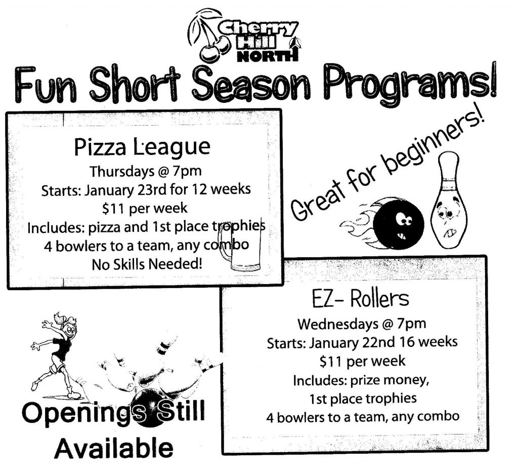 short season leagues